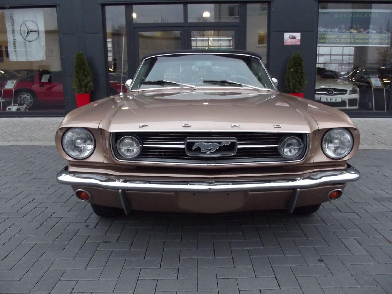 H Kennzeichen Ford Mustang