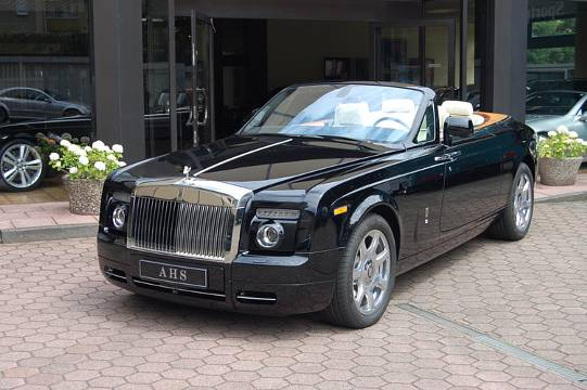 Rolls Royce Phantom Drophead Coupé (Cabrio)