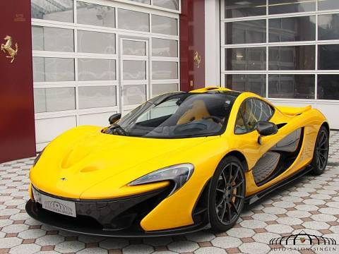 McLaren P1 ( Export  1.584.000,- Euro )