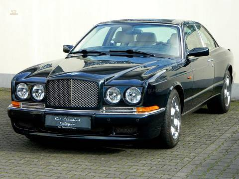 Bentley Continental R Coupe - orig. 52.177 km