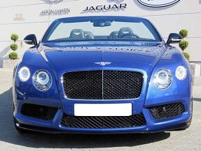Bentley Continental GTC V8 209900