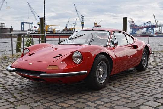 Ferrari 246 Dino Model L