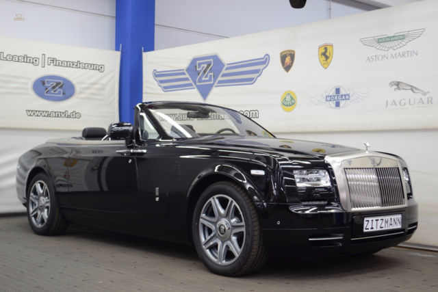 Rolls-Royce Phantom Drophead | DYNAMIC | MY16 | LOUNGE | 21""