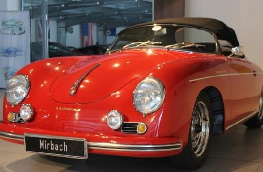 Porsche 356A T1 Speedster