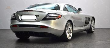 McLaren SRL Silber Metallic Automatik
