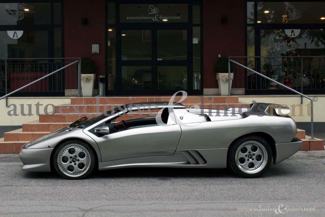 Herando Lamborghini Diablo Roadster Vt