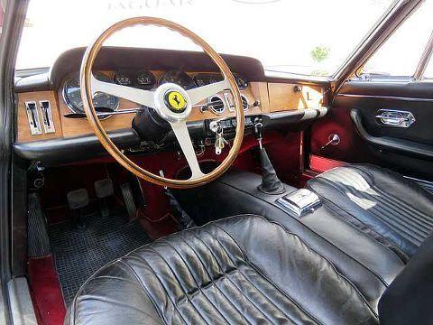 Ferrari 330 GT Oldtimer