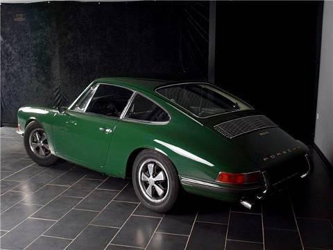 Porsche 911 S 0-Serie Komplettrestauriert