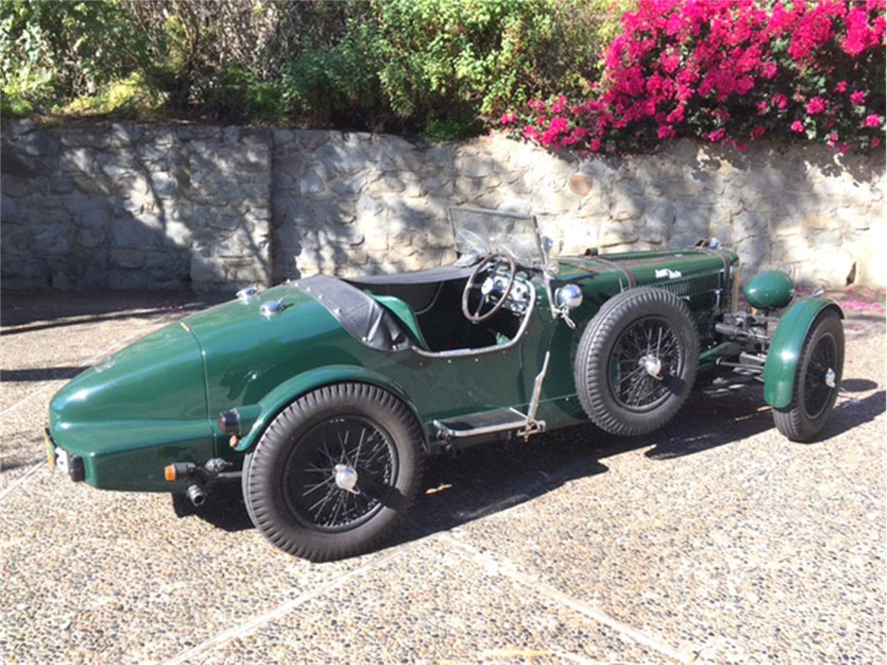 Herando 1935 Aston Martin Ulster In West Hollywood California