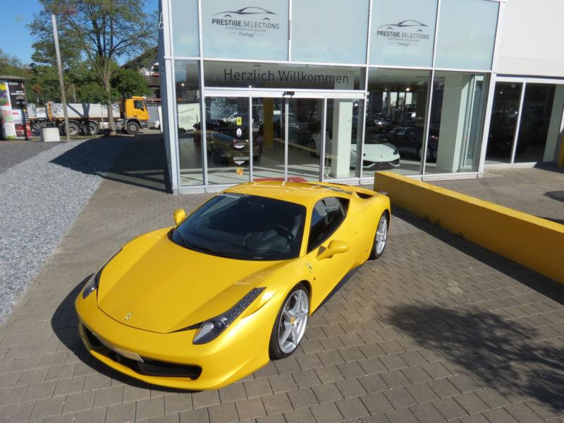 Herando - Ferrari 458 Italia Giallo Triple Strato Gelb