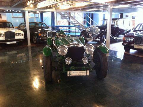 Bentley 3,5 L Kompressor Special 111