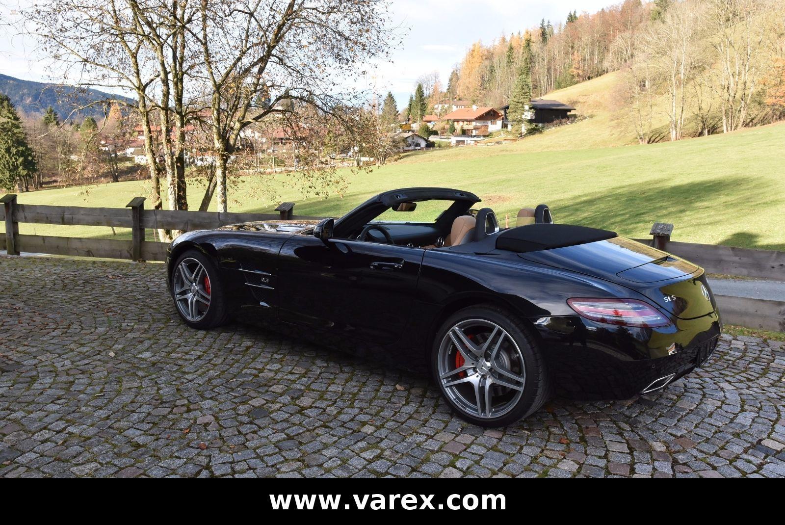 Herando   Mercedes Benz SLS AMG Roadster 1.Hd + MB Deutsch Garantie