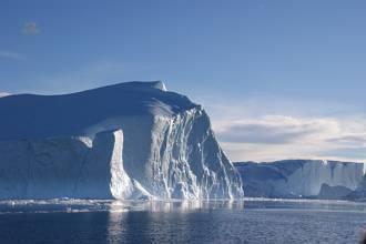 Eisberge soweit das Auge reicht!