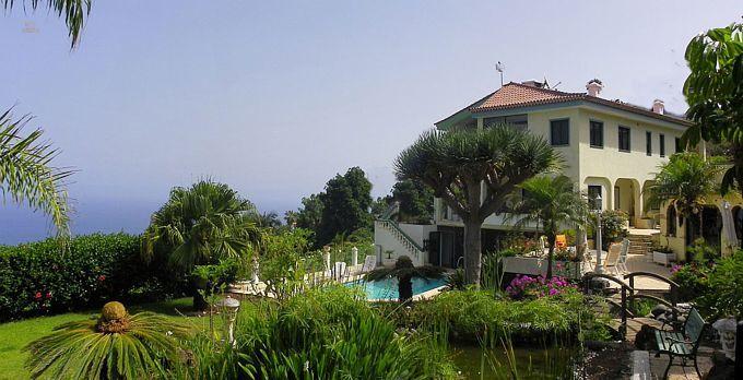 Luxus-Villa Santa Ursula