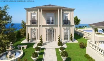Villa vorne