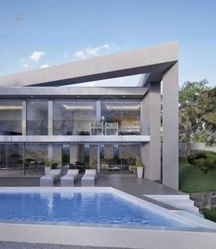Terrase und Pool