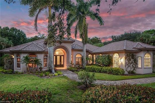 12243 Colliers Reserve DR - NAPLES 34110