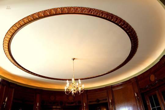 Detail Decke