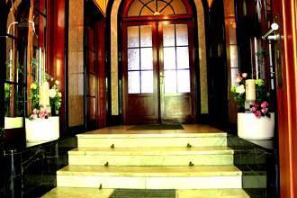 Eingangsportal Innenbereich