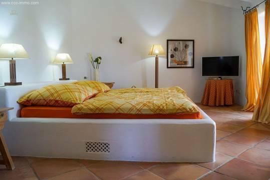 Doppelschlafzimmer 3 im Obergeschoss