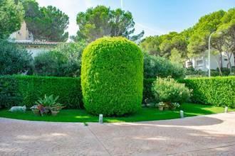 ...wundervoll angelegter Garten