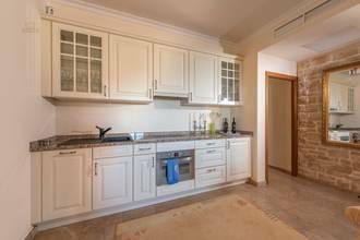 Küche im Gäste-Apartment