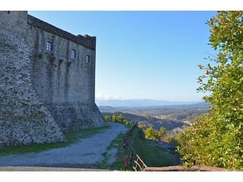 Traumhafte Aussicht über die Toscana