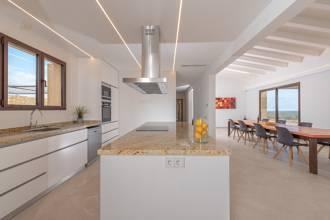 ...und moderner Küche