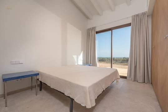Doppelschlafzimmer mit direktem Meerblick...
