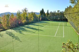 RIF 2540 Tenniscourt