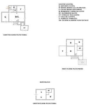 RIF 2927 Grundriss