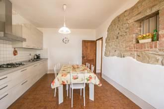 RIF 2927 Küche mit Essbereich