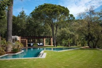 Luxus-Villa in Sierra Blanca