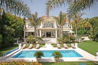 Luxus-Villa in Puerto Banus