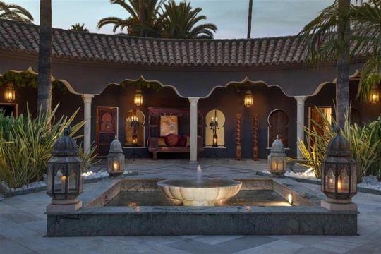 Luxus-Villa in Los Monteros