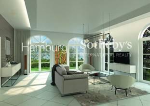 Wohnbereich - Visualisierung
