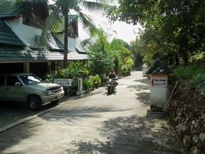 Zufahrt