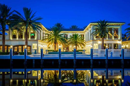 Luxus-Villa Fort Lauderdale