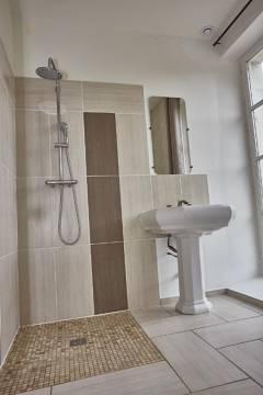Haupthaus - Badezimmer