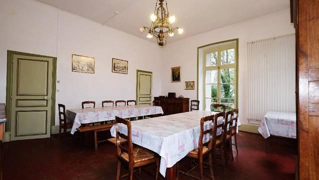 Haupthaus - Speisesaal
