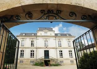 Das Château - Haupthaus