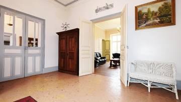 Haupthaus - Empfang