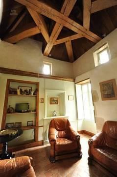 Torhaus - Wohnzimmer