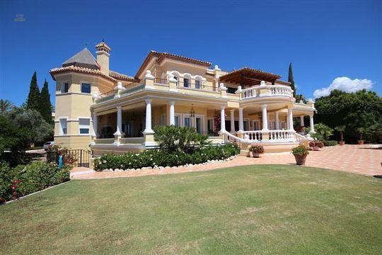 Luxus-Villa El Paraiso Costa del Sol R2006175