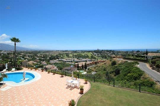 Luxus-Villa El Paraiso Costa del Sol