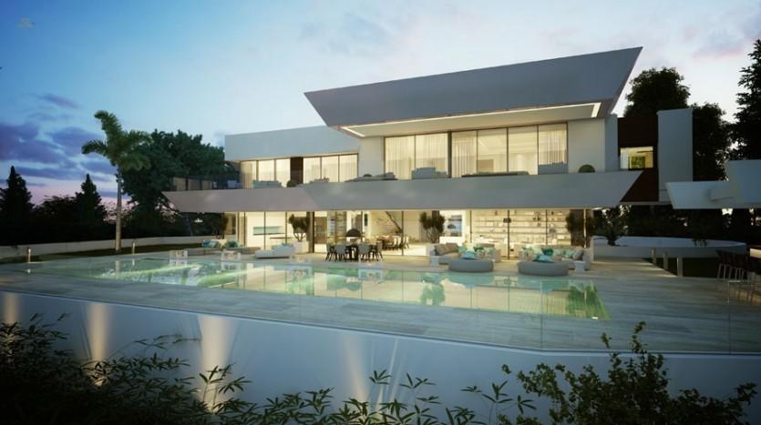 Luxus Villa Sierra Blanca Costa Del Sol ...