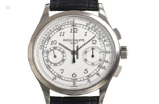 Patek Philippe Complications Chronograph Ref. 5170G-001