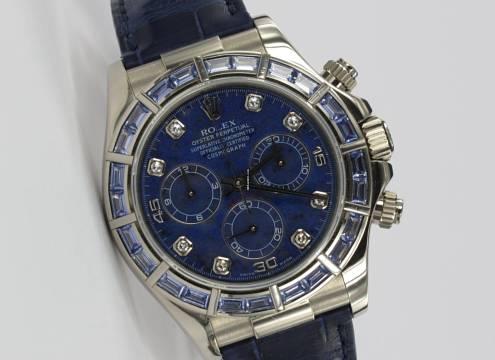 Rolex Daytona Weißgold 116589 SACI