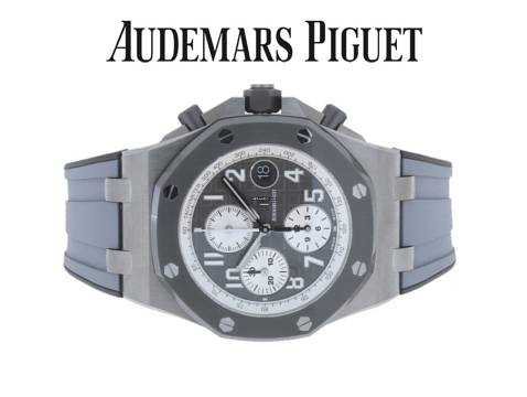 Audemars Piguet Royal Oak Offshore • NEU 2021 • LC 100 •