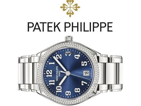 Patek Philippe Twenty~4 • Blue Dial • NEU AUS 2021 •